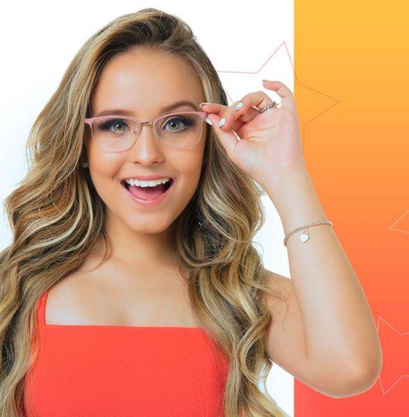 Ferrovia Eyewear levará fã para conhecer a cantora Larissa Manoela –  Revista Ceará dd331a408e