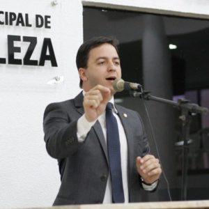 44e68acea7500 Vereador Célio Studart registra intensa produção legislativa durante o  recesso das sessões plenárias de janeiro