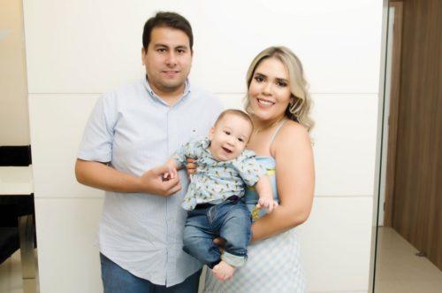 Paulo Aragão Filho Paulo Neto e Lais Soares